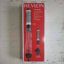 Revlon Hot Air Brush Kit for Styling & Frizz Control