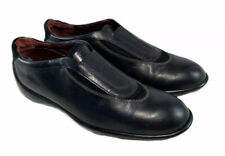 Tod's Women's Black Leather Driving Loafers Shoes Size Us 8.5 M
