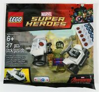 LEGO MARVEL AVENGERS THE HULK MINIFIGURE POLYBAG 5003084 SET - BNIB