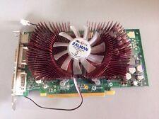 PCI-E express card NVIDIA Quadro FX P260 180-10260-0000-A06 A00 Dual DVI TV