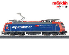 Märklin 36627 E-Lok Re 482 Alpäzähmer (mfx+Sound)