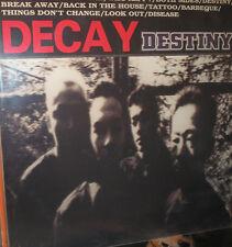 Punk Vinyl-Schallplatten aus Japan