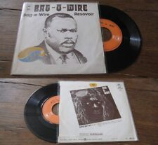 BAG O WIRE - Resovoir French PS 7' Reggae Roots 77