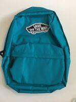 Vans New Realm Classic Backpack Enamel Blue Women's OSFA