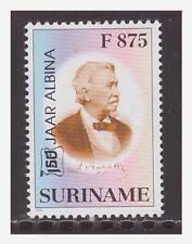 Surinam / Suriname 1996 Albina august kappler MNH