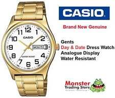 AUSSIE SELLER CASIO WATCHES MTP-V003G-7BUD DAY/DATE 12-MONTH WARRANTY