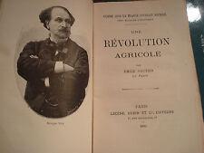 Émile GAUTIER Georges Ville et les engrais chimiques 1892