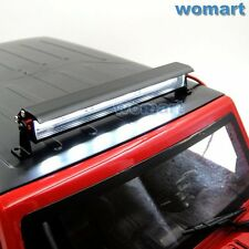 1/10 RC 6 weiß LED Licht Set Satz JR 6~7.4V für RC Fels Raupen Truck Körper Dach