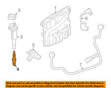 BMW OEM 11-17 3.0L-L6 Ignition-Spark Plug 12120037582