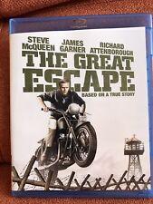 The Great Escape (Blu-ray, 1963)