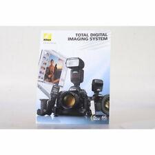Nikon - Total Digital Imaging System - Prospekt - Broschüre - DEUTSCH