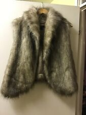 Atmosphere faux Fur Gilet 16