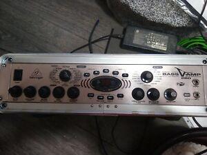 Fully Working Behringer Bass V-AMP