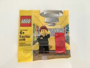 Lego 5001622: Lego Store Employee (Polybag)