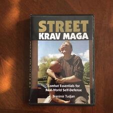Branimir Tudjan Street Krav Maga Combat Essentials DVD Set JKD Jeet Kune Do