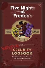 Five Nights at Freddy's: Survival Logbook by Scott Cawthon 9781338229301