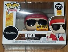 Funko Pop TV #721 Coach Dean Supernatural Hot Topic Exclusive In Hand