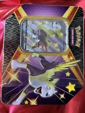 More details for pokémon tcg: boltund shining fates v tin booster packs brand new factory sealed