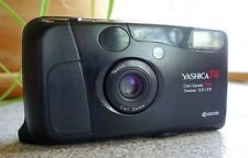 Yashica T4 3.5 35mm Carl Zeiss Japan Camera Point & Shoot.