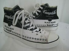 Chuck Taylor All Star Andy Warhol Unisex Sneaker Campbell's Soup Sz 44 / M10-W12
