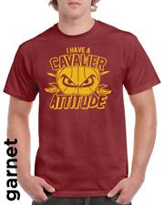 Cleveland Cavaliers ~ LeBron James style T-Shirt ~ ATTITUDE