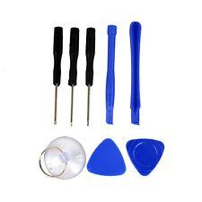 8 in 1 Opening Pry Tool Tweezer Screwdriver Repair For iPhone iPad