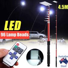 4.5M Telescopic Rod Car Repair LED Lantern Camping Light Photography Night Lamp