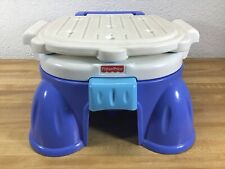 Fisher Price All-in-one Potty Chair and Step Stool and Toilet Seat Insert