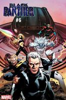 BLACK PANTHER #6 - Uncanny X-Men Variant - NM - Marvel Comics - Cover