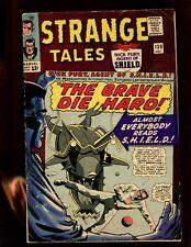 Strange Tales #139 (4.5) The Brave Die Hard!