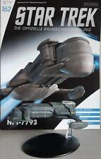STAR TREK Official Starships Magazine #162 S.s. Lakul Modell EAGLEMOSS deutsches