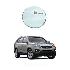 New Chrome Fuel Cap Cover Molding Trim B304 for Kia sorento 2011-2013