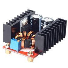150W Adjustable Boost Converter DC-DC Step-up Power Module 10-32V to 12-35V 6A