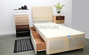 Luxury Single Bed Base with Storage to Choose +FREE HEADBOARD!! FACTORY SHOP!!