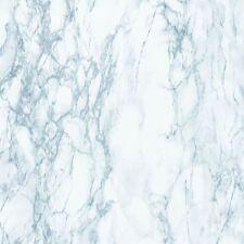 DC200-2456 Cortes Bleu Marble Covering Kitchen Bathroom Vanity 45cm x 5m German
