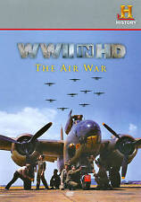 WWII In HD: The Air War (DVD) (Real Technicolor WWII Aviation Footage)