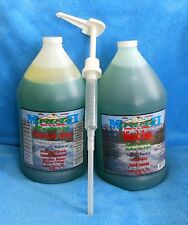 🌞 FREE Pump MIRACLE II SOAP 1 GALLON GAL.128 oz. REGULAR MOISTURIZING NATURAL 2