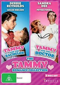 The Tammy Romance Collection (DVD) NEW/SEALED [All Regions]