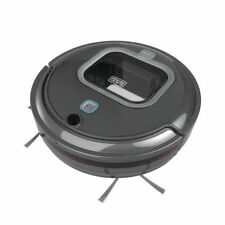 Black & Decker Lithium Robotic Vacuum with LED HRV425BL RoboVac New