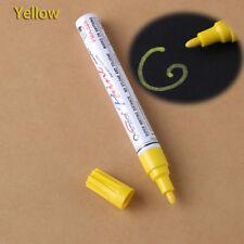 1 x Metal Oil Rubber Tread Car Tyre Waterproof Permanent Paint Marker Pen