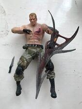 "Neca 7"" Resident Evil 4 Series 1 Jack Krauser Figure horreur action de jeu"