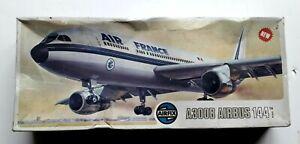 MAQUETTE AIRFIX - AIRBUS A300B AIR FRANCE - échelle 1/144 à finir