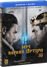 King Arthur: Legend of the Sword (Blu-ray 3D+2D) Eng,Russian,French,Spanish,Chi