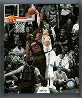 "Jayson Tatum Boston Celtics NBA Spotlight Photo (Size: 12"" x 15"") Framed"