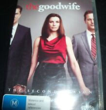 The Good Wife The Complete Second Season Two 2 (Australia Region 4) DVD - NEW