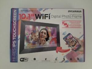 "Sylvania 10.1"" Wifi Digital Photo Frame SDPF1096_20DISP2"