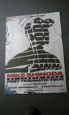 LINKIN PARK Mike Shinoda * Original Concert Poster  DIN A 1 = 84 x 59 cm