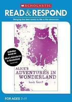 Alice in Wonderland by Sarah Ellen Burt, Debbie Ridgard (Paperback, 2017)
