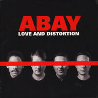 Abay - Love And Distortion Red Vinyl Edition (2018 - EU - Original)