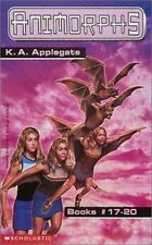 Animorphs Boxed Set #05: Books 17-20 - Acceptable - Applegate, Katherine A. -